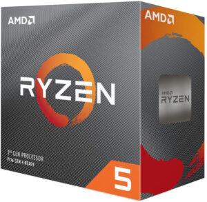 Выделенные сервера с процессорами AMD Ryzen 5